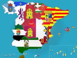 Autonomías-España
