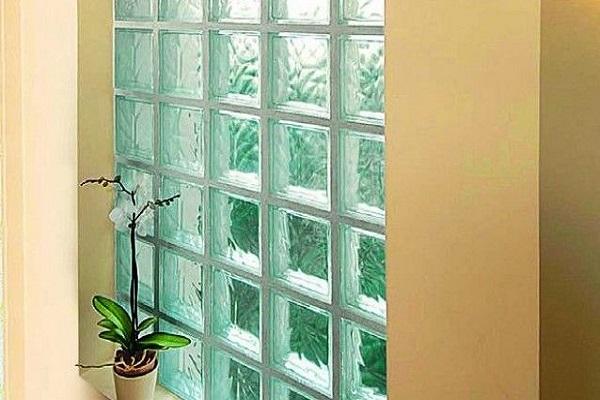 Muros de paves de obra o de kit azperiodistas - Tabiques de cristal para viviendas ...