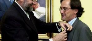 Rajoy medalla Marhuenda