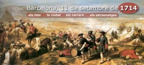 Barcelona-11 de septiembre de 1714
