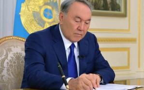 Presidente Nazarbayev
