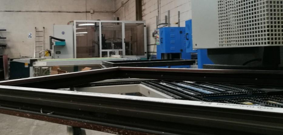 Fábrica de Ventanas de PVC. Ventanas Roma