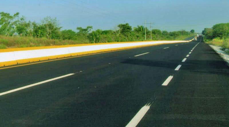 Carretera a Villahermosa