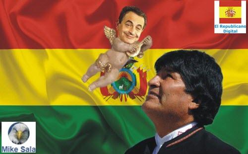 2019-11-16 Evo morales y Zapatero