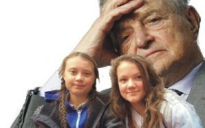 2019-12-02 Georges Soros Greta Thunberg Beata Thunberg