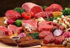 pesaje de carne