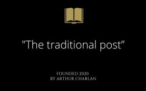 Logo The Taditional Post