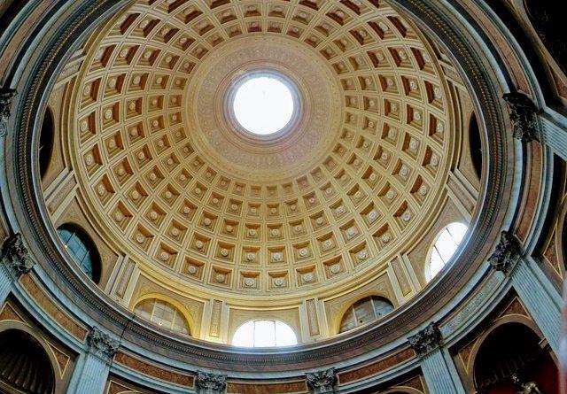 Cúpula-del-Panteón-de-Agripa