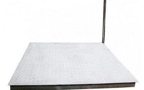 bascula industrial de plataforma