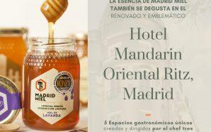 Madrid Miel en el Hotel RITZ