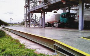 bascula para pesar camiones